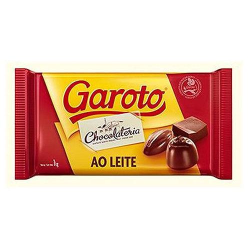 Chocolate ao Leite Garoto