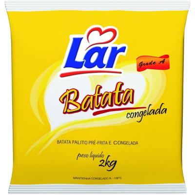 Batata Frita Congelada 2Kg