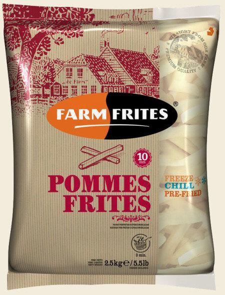Batata Congelada Farm Frites 2Kg