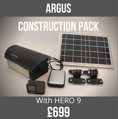 ARGUS construction pack WITH HERO 9
