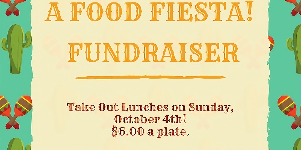Food Fiesta Fundraiser
