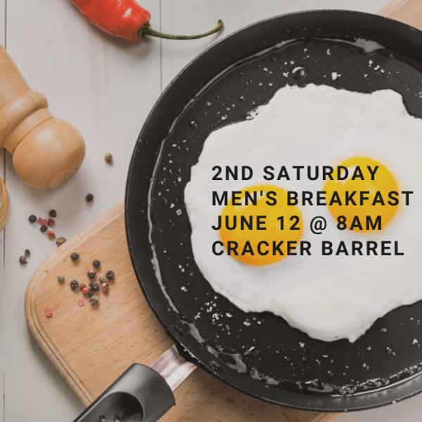 2nd Saturday Men's Breakfast