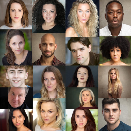 West End Stars Announced for Online Musical Trilogy hosted by The Other Palace