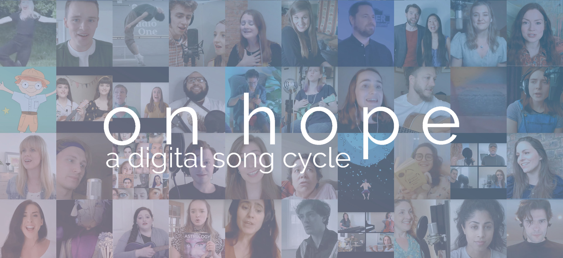 on hope: a digital song cycle