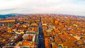 Beauty of Bologna: Bologna, Italy, 2015-18