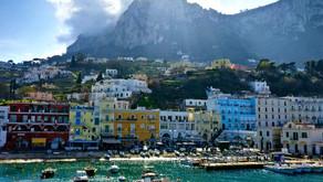 🚶🏽♀️The Capri Island: Capri, Italy, 2017