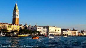 The Venetian Lagoon: Venice, Italy, New Year 2016