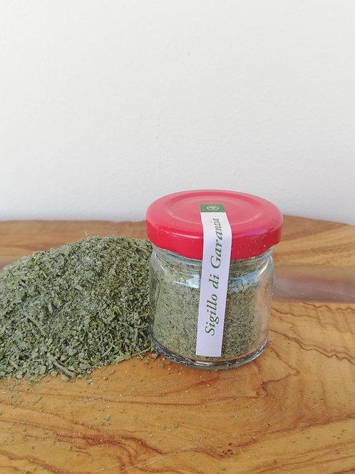 Sale Aromatico Rucola e Salvia