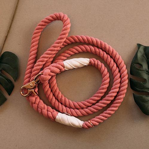 Bubble Gum - Dog Rope Leash