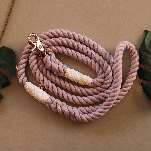 Lavender - Dog Rope Leash
