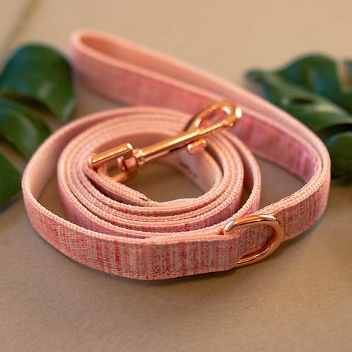Dolce Rose - Fabric Dog Leash