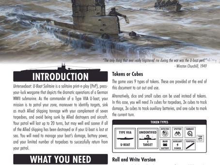 Unterseeboot