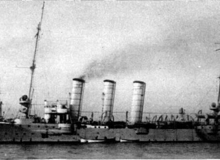 Bremen-class cruisers