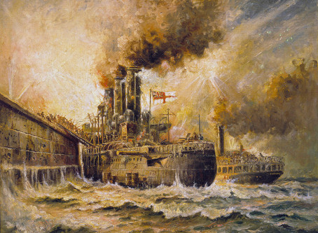 Raid on Zeebrugge