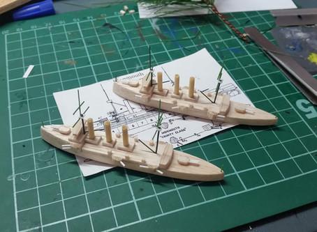 Masts!