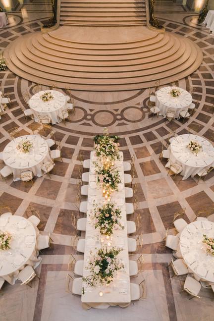 San Francico city hall wedding Blooming Wed 25