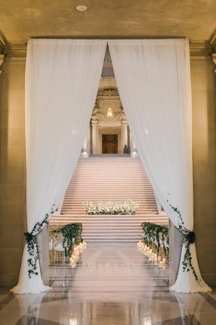 San Francico city hall wedding Blooming Wed 39