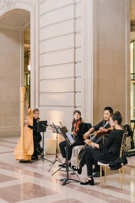 San Francico city hall wedding Blooming Wed 29