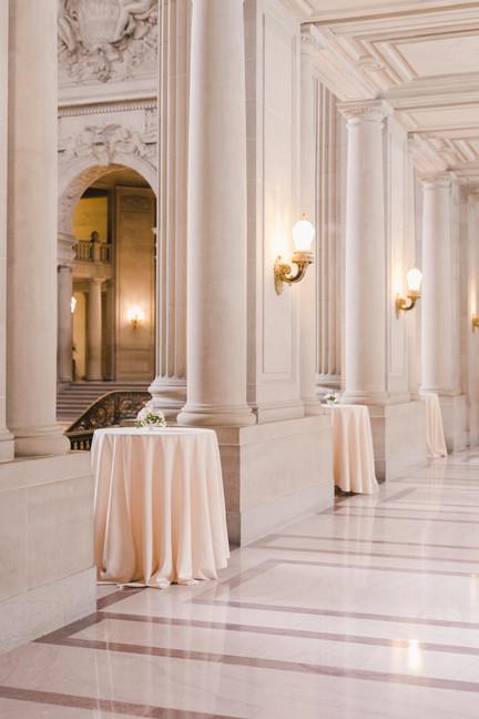 San Francico city hall wedding Blooming Wed 14
