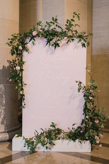 San Francico city hall wedding Blooming Wed 40