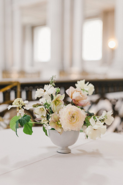 San Francico city hall wedding Blooming Wed 12