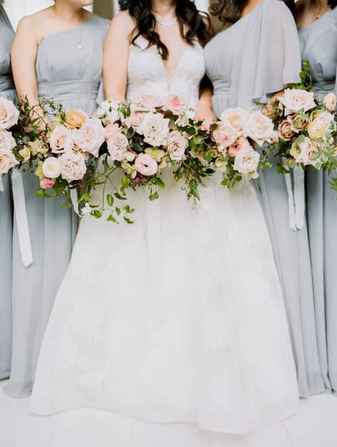 San Francico city hall wedding Blooming Wed 4