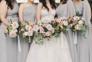 San Francico city hall wedding Blooming Wed 42