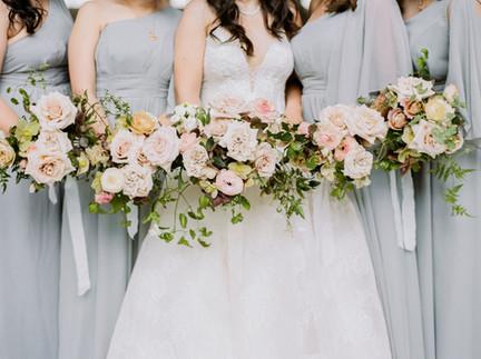 San Francico city hall wedding Blooming Wed 15