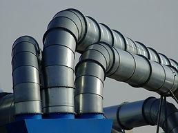 Изготовление и монтаж промышленной вентиляции