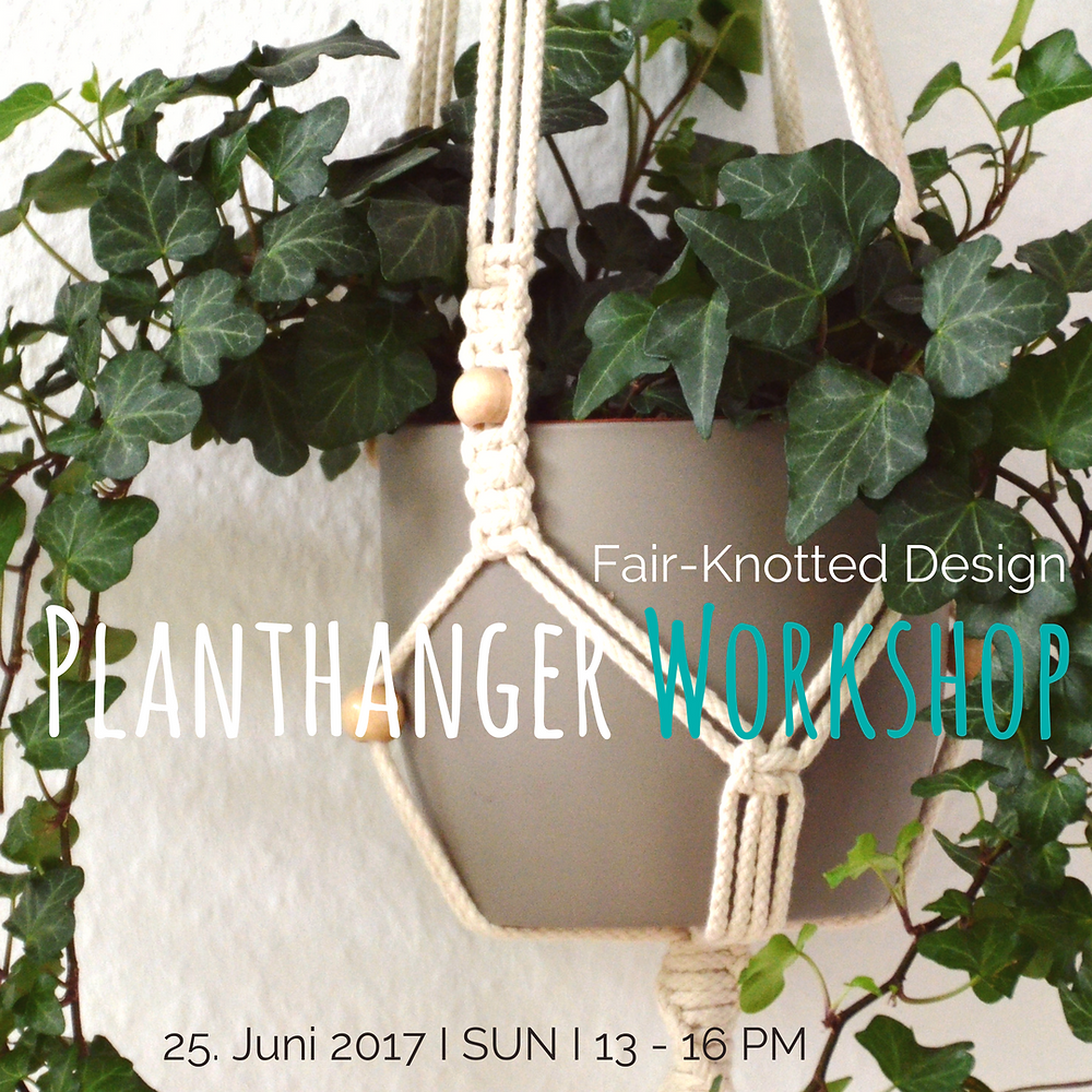 Next Planthanger Workshop