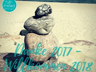 Danke 2017 - Willkommen 2018