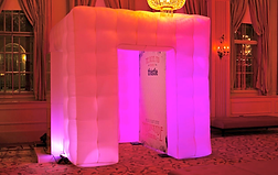 Absolut Entertainmet inflateable photobooth