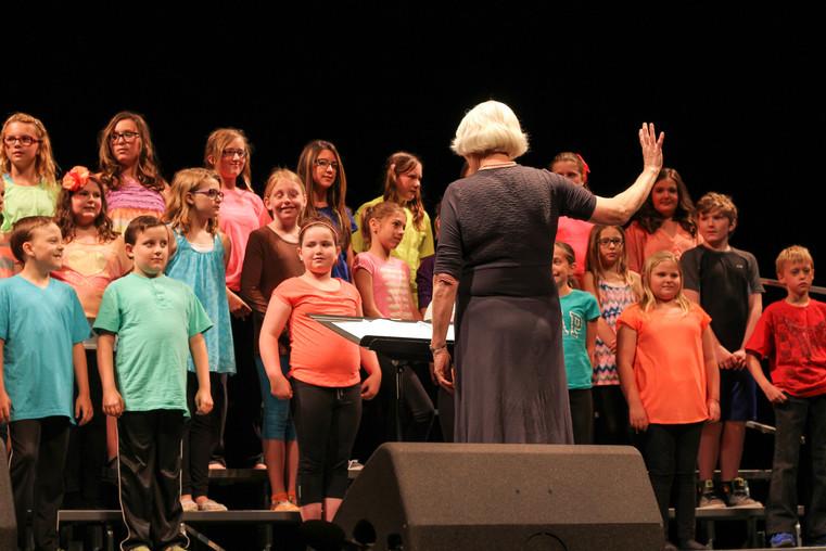 Children's Choir | Kaleidoscope of The Arts