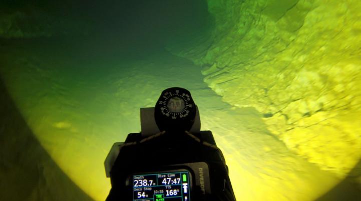 Récits de plongée CCR Triton, recycleur,