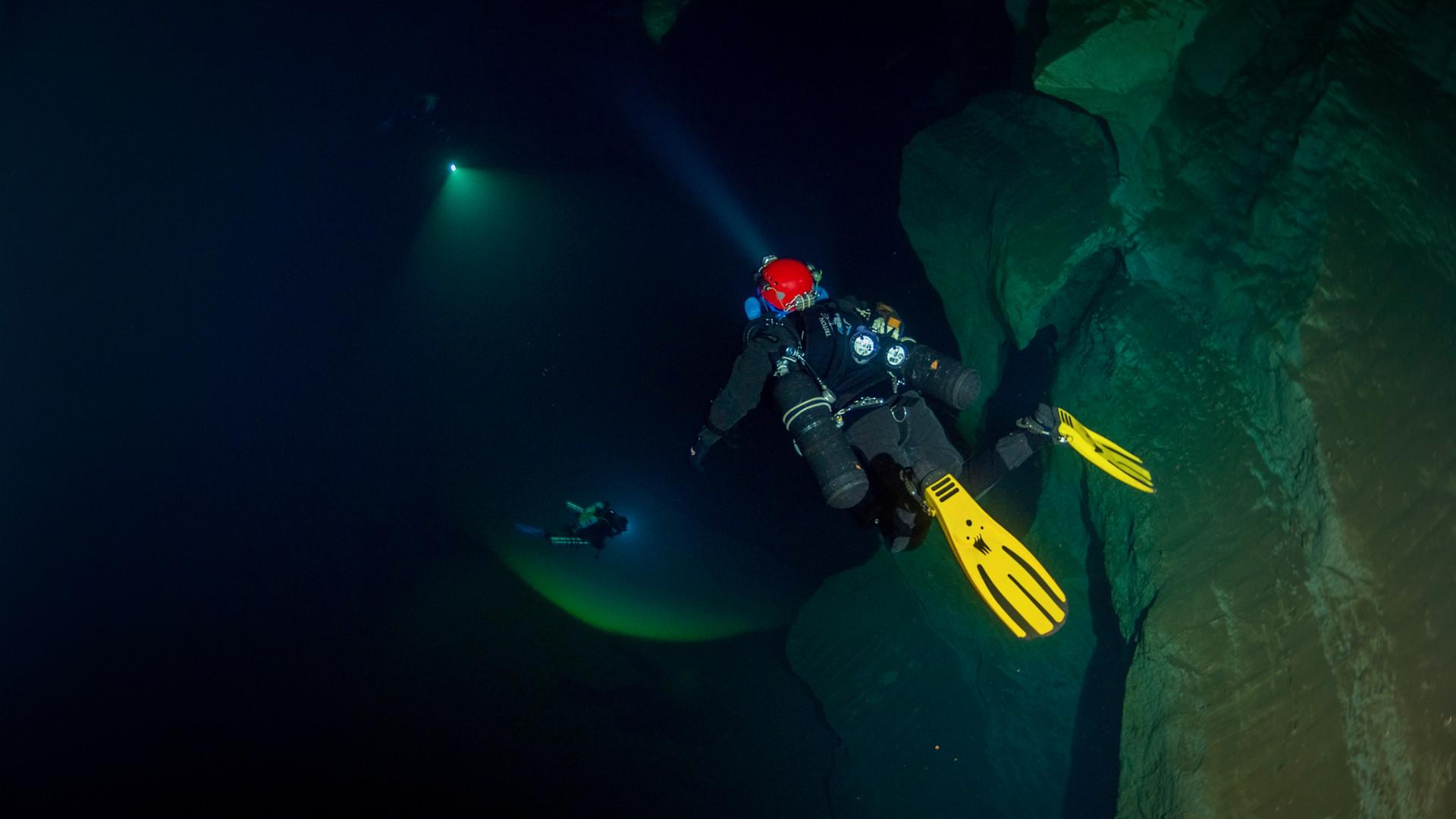CCR Triton Cave-Spéléo