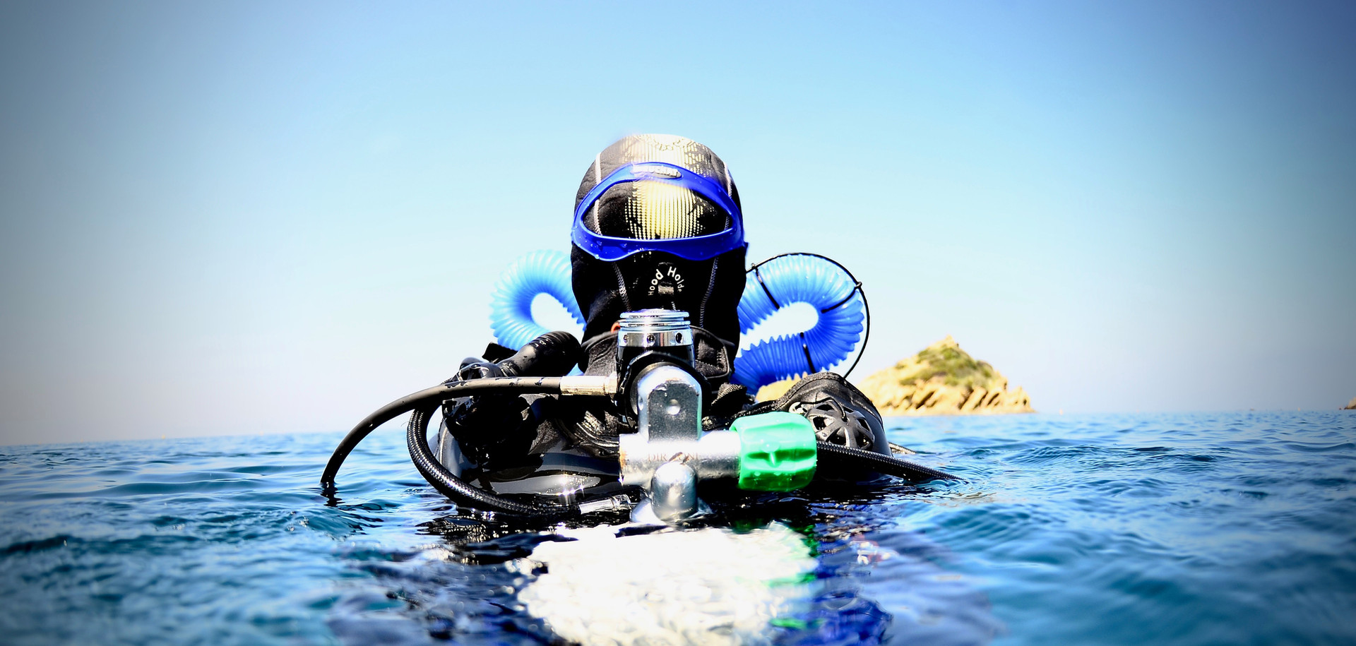 The Triton for recreational diving
