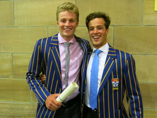 Four Sydney Uni Rowers Awarded 2015 Blues