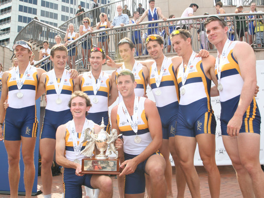 Australian Boat Race – Television Broadcast