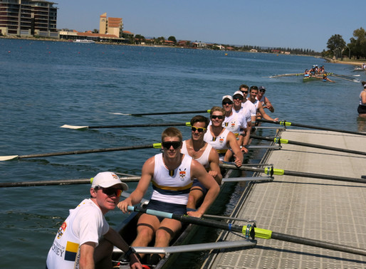 Sydney Men Win Intervarsity Rowing 2015 – Melbourne dominate Women's events.