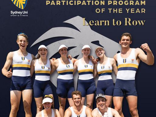 Boat Club Honoured in Sydney Uni Sport 2020 Sports Awards