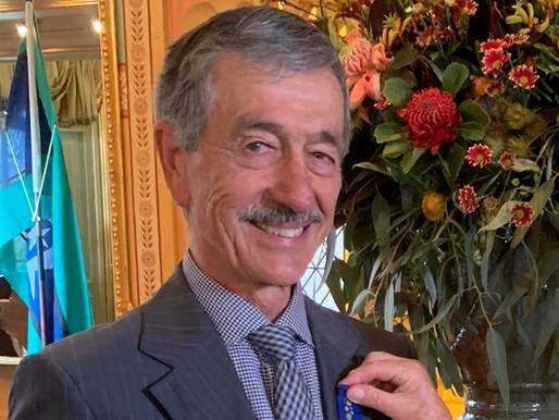 Phil Titterton Awarded OAM