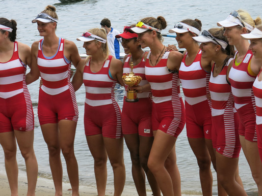 NEW WOMEN'S CUP PRESENTED AT 2015 GOLD CUP REGATTA
