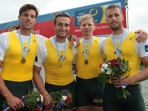 BRONZE FOR SYDNEY UNI ROWERS AT WORLD CHAMPIONSHIPS