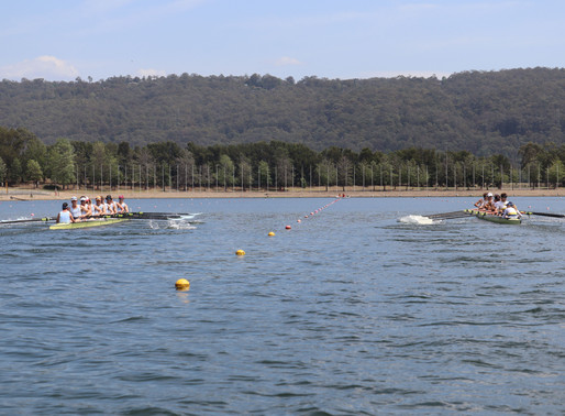 SUBC Spring Regatta Wrap Up