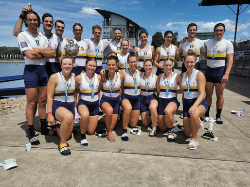 SUBC SCORES DOUBLE IN ELITE EIGHTS 2021 NSW CHAMPIONSHIPS