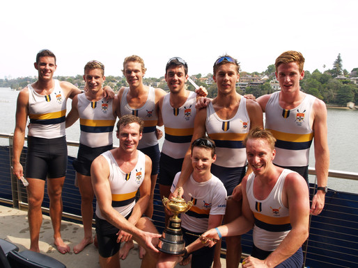 2012 Gold Cup Win to Sydney University