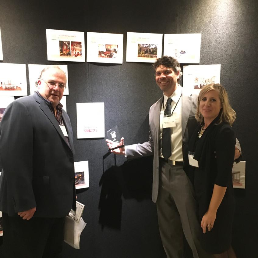Ed Rahme, AIA (Think Architecture), Scott Edmonston AIA, Jenifer Edmonston