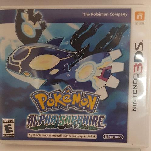Nintendo 3DS Pokemon Alpha Sapphire Game