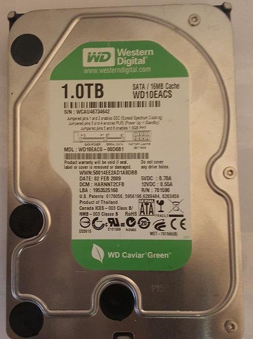 Western Digital 1.0 TB Hard Drive