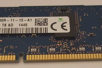 SK Hynix 4GB Ram